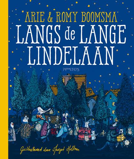 Langs de lange Lindenlaan