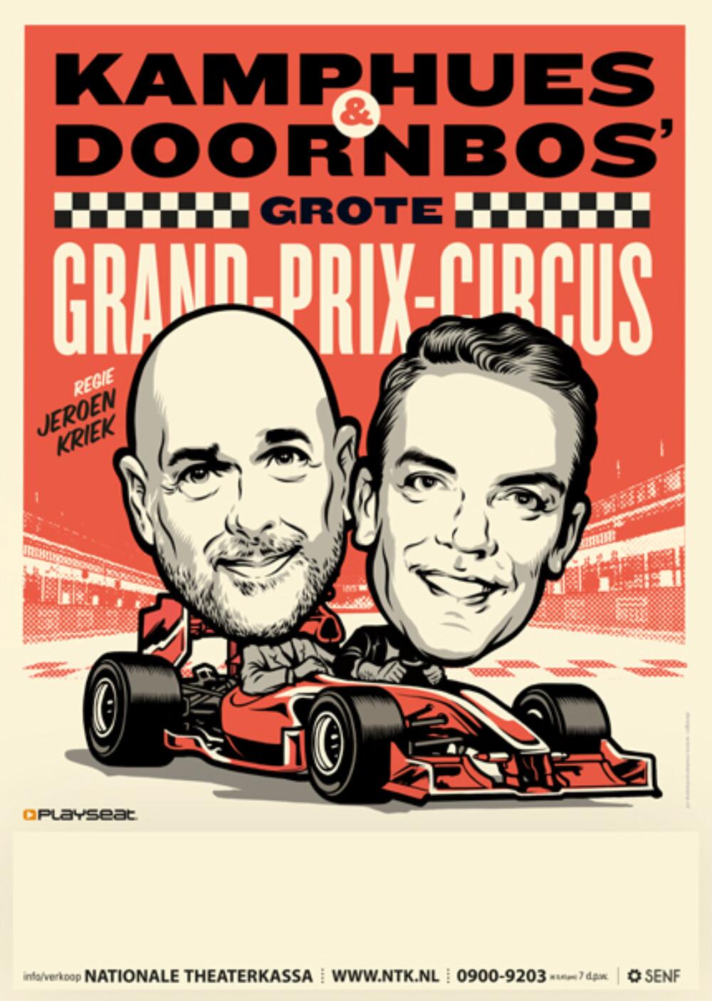 Rob Kamphues - Grand Prix Circus
