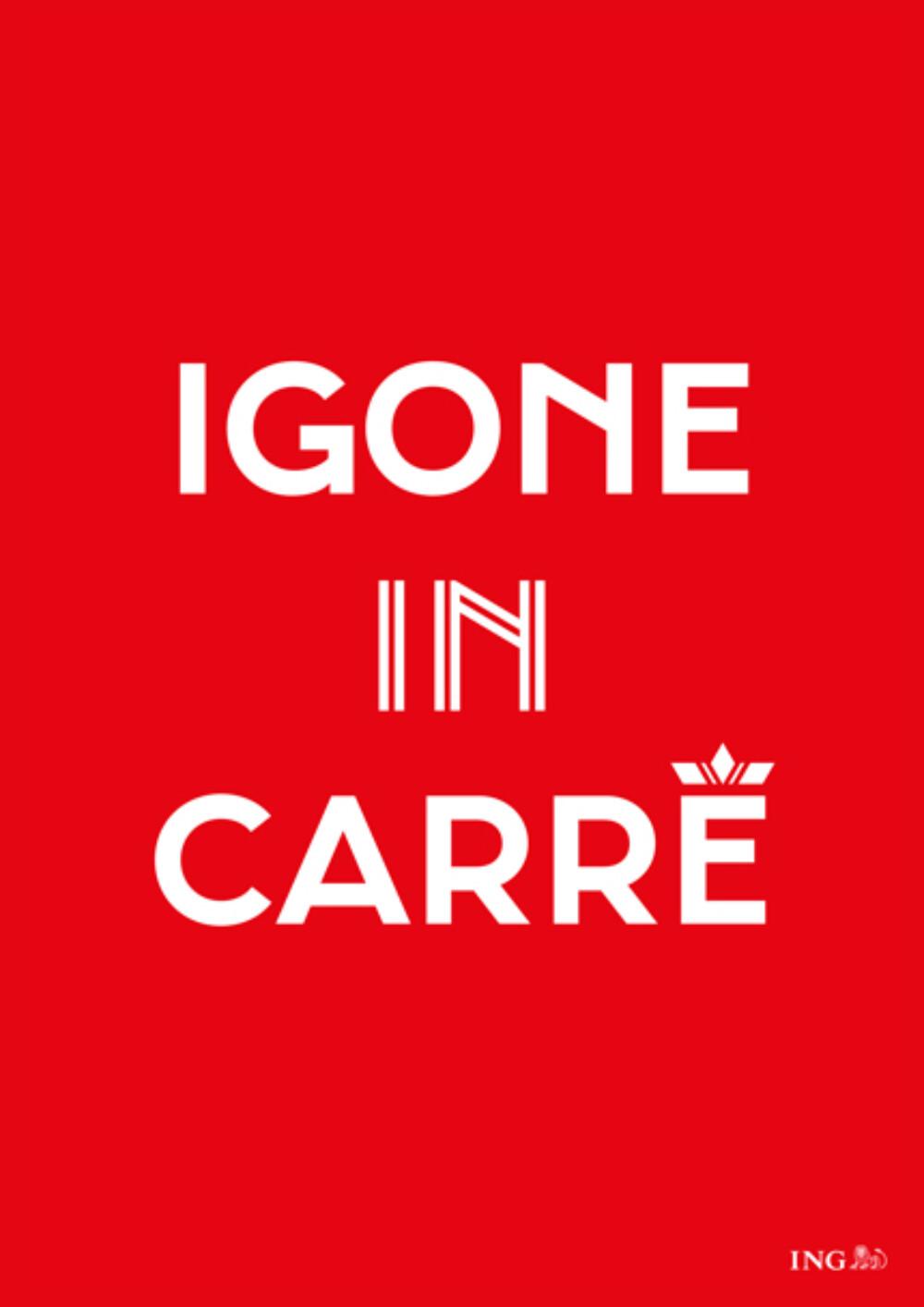 Igone de Jongh - Igone in Carré